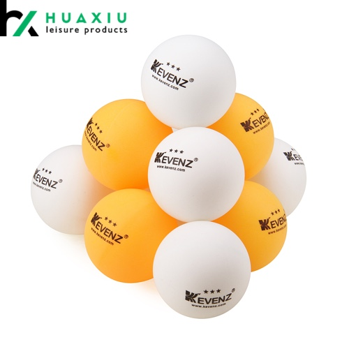 plastic 40mm seamless beer pong balls