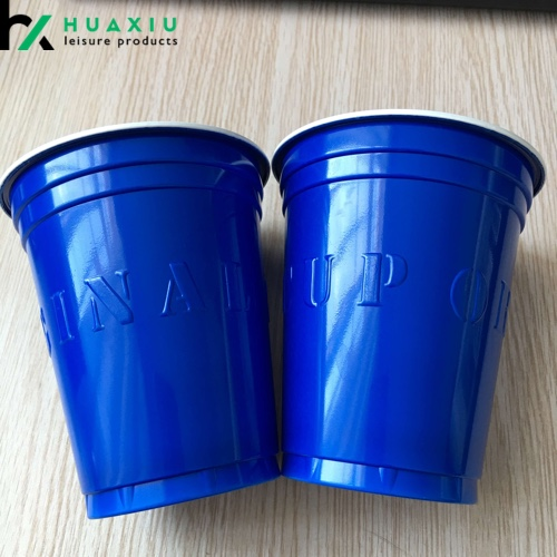 16oz solo cup PS material beer pong cups