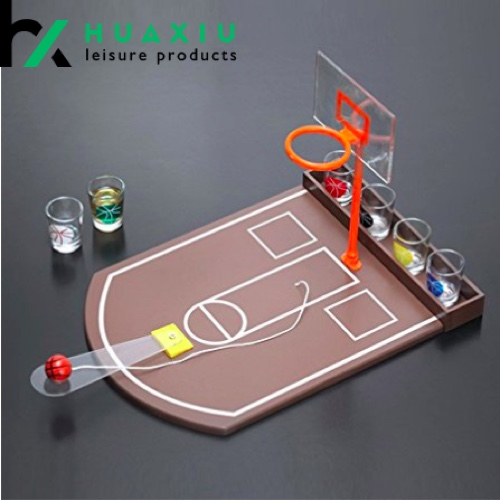 Basketball shots glass Drinking Game Set