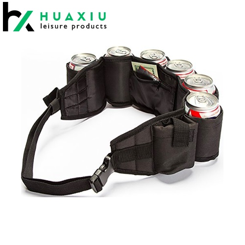 beverage Holder Beer Belt, pack of 6