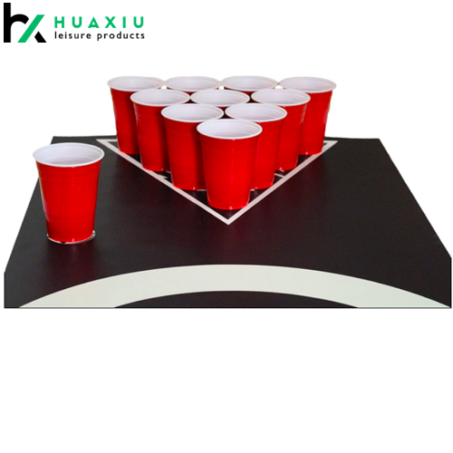 beer pong mat set 180*60CM waterproof and tear proof drinking game